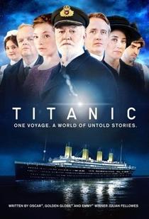 Titanic - Histórias Inéditas - Poster / Capa / Cartaz - Oficial 2