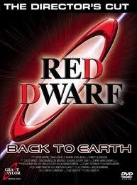 Red Dwarf (9ª Temporada) - Poster / Capa / Cartaz - Oficial 1