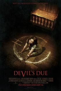 O Herdeiro do Diabo - Poster / Capa / Cartaz - Oficial 1