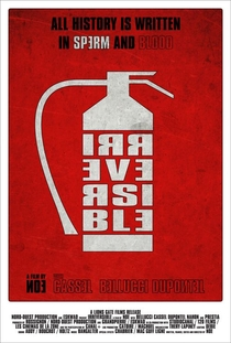 Irreversível - Poster / Capa / Cartaz - Oficial 7
