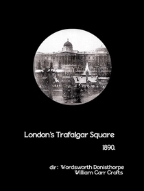 London's Trafalgar Square - Poster / Capa / Cartaz - Oficial 1