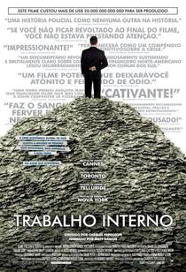 Trabalho Interno - Poster / Capa / Cartaz - Oficial 1