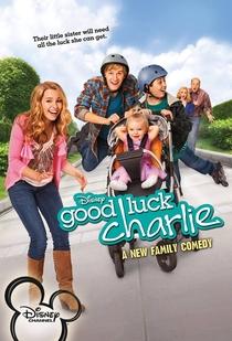 Boa Sorte, Charlie! (1ª Temporada) - Poster / Capa / Cartaz - Oficial 1