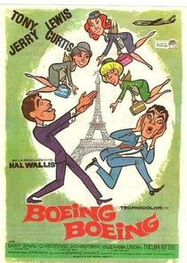 Boeing, Boeing - Poster / Capa / Cartaz - Oficial 8