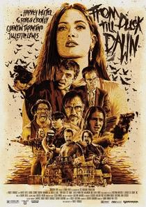 Um Drink no Inferno - Poster / Capa / Cartaz - Oficial 13