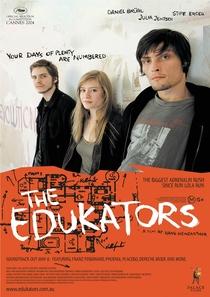 Edukators - Os Educadores - Poster / Capa / Cartaz - Oficial 8