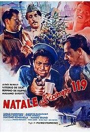 Natal no Acampamento 119 - Poster / Capa / Cartaz - Oficial 1