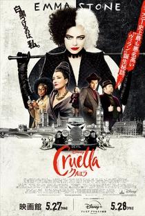 Cruella - Poster / Capa / Cartaz - Oficial 7