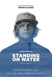 Standing on Water - Poster / Capa / Cartaz - Oficial 1