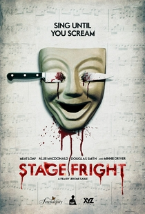 Stage Fright - Poster / Capa / Cartaz - Oficial 2