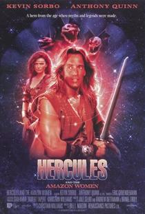 Hércules e as Amazonas - Poster / Capa / Cartaz - Oficial 2
