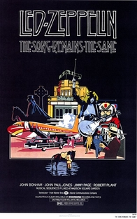 Led Zeppelin: The Song Remains the Same - Poster / Capa / Cartaz - Oficial 1