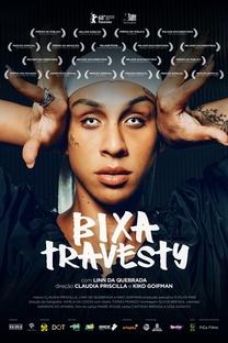 Bixa Travesty - Poster / Capa / Cartaz - Oficial 2