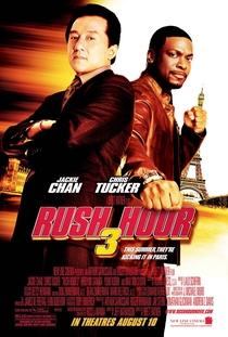 A Hora do Rush 3 - Poster / Capa / Cartaz - Oficial 3