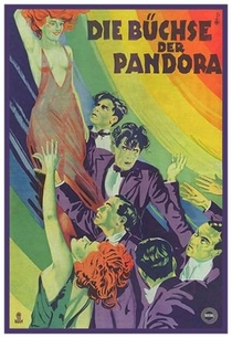A Caixa de Pandora - Poster / Capa / Cartaz - Oficial 5