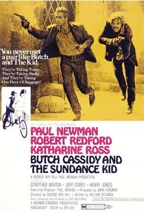 Butch Cassidy - Poster / Capa / Cartaz - Oficial 3