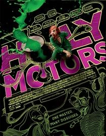 Holy Motors - Poster / Capa / Cartaz - Oficial 4