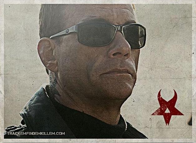 Herói - Notícia / Van Damme, vilão em Os Mercenários 2, tem um Tumblr e não tem medo de usá-lo