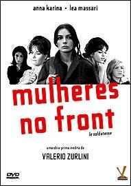 Mulheres no Front - Poster / Capa / Cartaz - Oficial 2