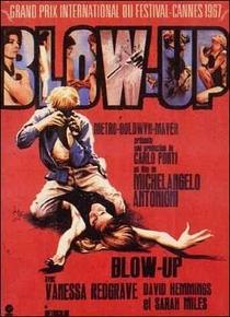 Blow-Up - Depois Daquele Beijo - Poster / Capa / Cartaz - Oficial 8