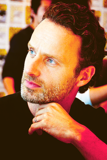 Andrew Lincoln - Poster / Capa / Cartaz - Oficial 2