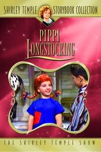Shirley Temple's Storybook: Pippi Longstocking - Poster / Capa / Cartaz - Oficial 1