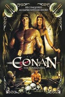 Conan - Poster / Capa / Cartaz - Oficial 4