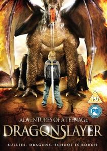 Aventuras de um jovem caçador de dragões - Poster / Capa / Cartaz - Oficial 1