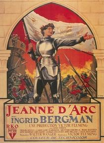 Joana D'Arc - Poster / Capa / Cartaz - Oficial 3