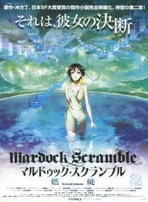 Mardock Scramble: The Second Combustion - Poster / Capa / Cartaz - Oficial 5