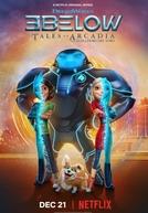 Os 3 Lá Embaixo: Contos da Arcadia (1ª Temporada) (3Below: Tales of Arcadia)