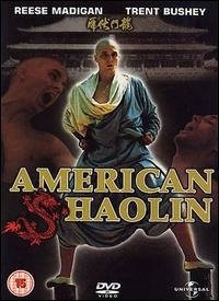 Shaolin American - Uma Nova Raça de Kickboxer - Poster / Capa / Cartaz - Oficial 1