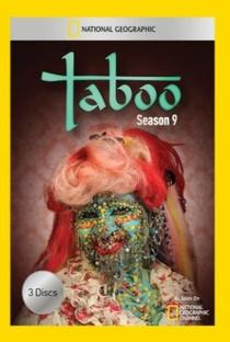 Tabu (9ª Temporada) - Poster / Capa / Cartaz - Oficial 1