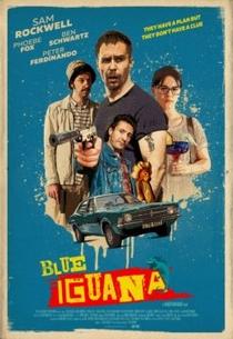 Blue Iguana - Poster / Capa / Cartaz - Oficial 1