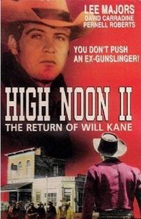 O Retorno de Will Kane - Poster / Capa / Cartaz - Oficial 1