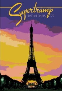 Supertramp Live in Paris `79 - Poster / Capa / Cartaz - Oficial 1