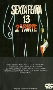Sexta-Feira 13: Parte 2 - Poster / Capa / Cartaz - Oficial 6