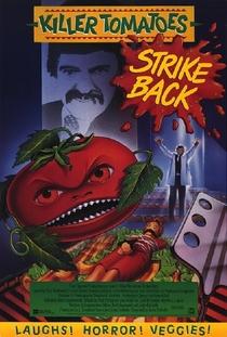 Corra Que Os Tomates Assassinos Vem aí - Poster / Capa / Cartaz - Oficial 3
