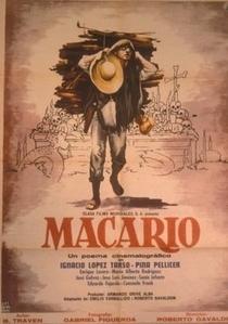 Macario - Poster / Capa / Cartaz - Oficial 2
