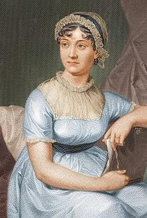 Jane Austen - Poster / Capa / Cartaz - Oficial 1