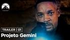 Projeto Gemini | Trailer oficial #1 | LEG | Paramount Pictures Brasil
