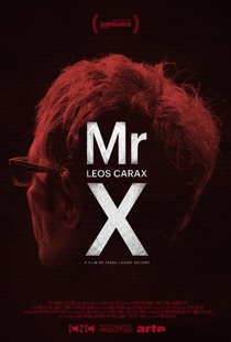 Mr. X - Poster / Capa / Cartaz - Oficial 1