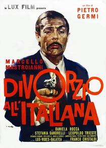 Divórcio à Italiana - Poster / Capa / Cartaz - Oficial 4