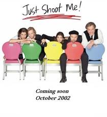 Just Shoot Me! (7ª Temporada) - Poster / Capa / Cartaz - Oficial 4