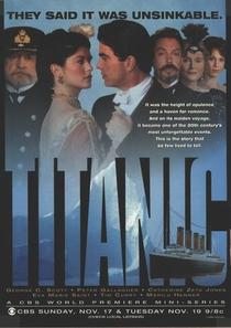 Titanic - Poster / Capa / Cartaz - Oficial 2