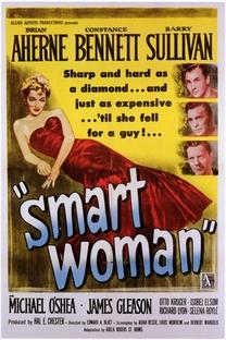O Segredo de uma Mulher - Poster / Capa / Cartaz - Oficial 1