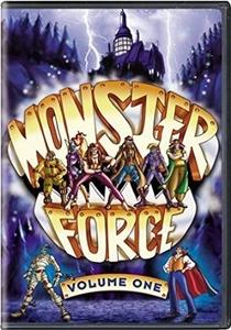 Monster Force - Poster / Capa / Cartaz - Oficial 1