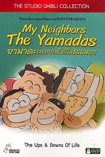 Meus Vizinhos, os Yamadas - Poster / Capa / Cartaz - Oficial 4