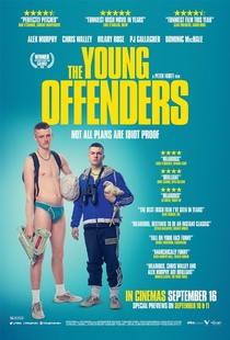 The Young Offenders - Poster / Capa / Cartaz - Oficial 1