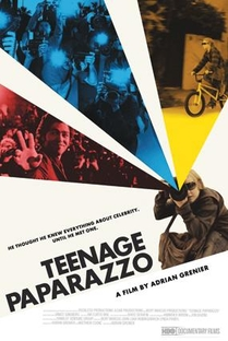Teenage Paparazzo - Poster / Capa / Cartaz - Oficial 1